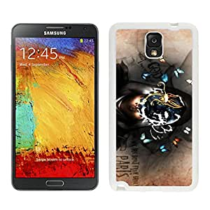 New Fashion Antiskid Skin Case For Samsung Note 3 Hollywood undead Samsung Galaxy Note 3 White Phone Case 188 Samsung Galaxy Note3 White Phone Case 188