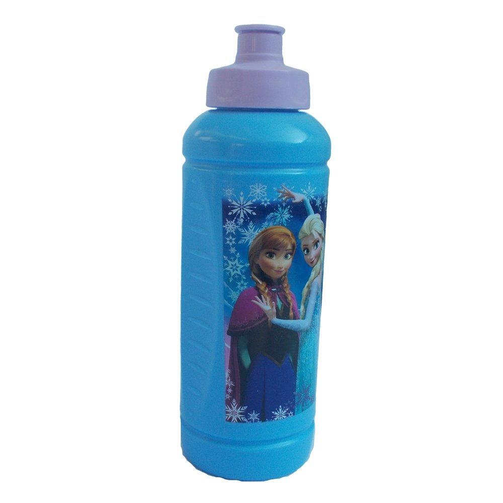 MC SRL Frozen ELSA Anna Disney Sport Wasser-Flasche mit Ausgieß er ML. 500-6110250
