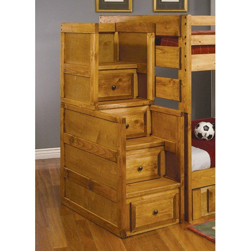 Coaster Home Furnishings Transitional Chest, Amber Wash