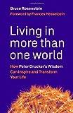 Living in More Than One World, Bruce Rosenstein, 1576759687