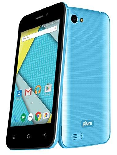 Unlocked Smart Cell Phone 4G GSM 4″ Display Android 6.1 Quad Core 8GB Memory Dual Sim – Z407 Blu