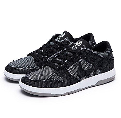 on sale adefc 658aa Nike SB Dunk Low Elite Medicom Bearbrick 877063-002 US Size 8