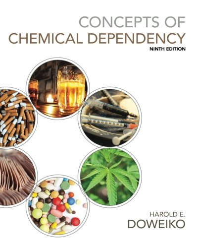 1285455134 - Concepts of Chemical Dependency (Book Only)