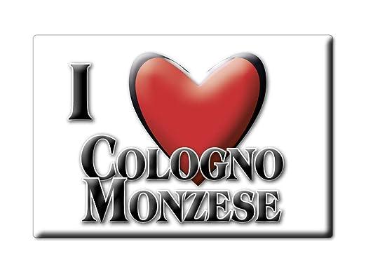 Enjoymagnets COLOGNO MONZESE (MI) Souvenir IMANES DE Nevera ...