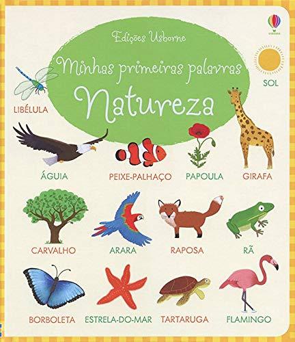 Natureza, minhas primeiras palavras