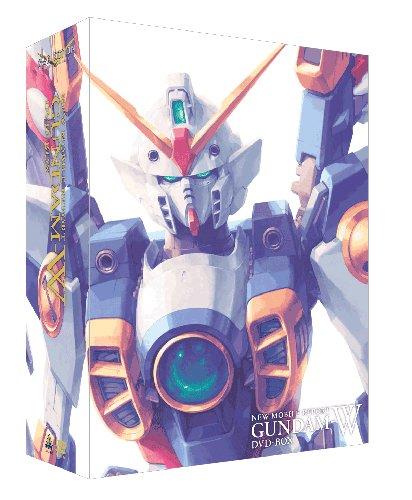 G-SELECTION 新機動戦記ガンダムW DVD-BOX 【初回限定生産商品】 B003NVDN02