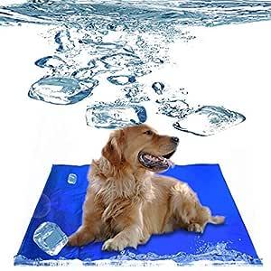 Colchón de gel para mascotas, para mascotas, perro, gato ...