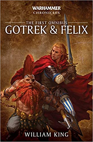 Best Warhammer Fantasy Novels