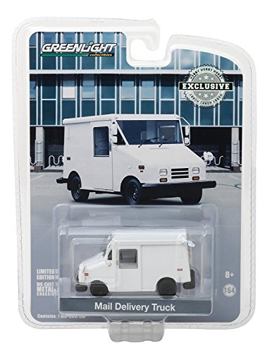 Long Live Postal Mail Delivery Vehicle (LLV) Hobby Exclusive 1/64 Diecast Model Car by Greenlight 29911