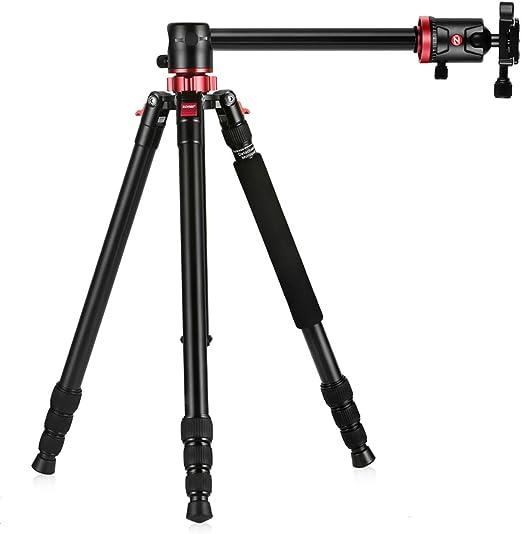 RMXMY Trípode de cámara Profesional Cámara réflex Digital Aleación ...