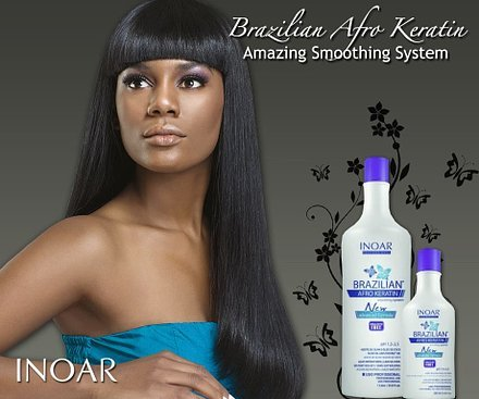 Brazilian Afro Keratin One Step Treatment | Probably The Best Smoothing System | Volume Reducer 1L (1000ml) by Afro Keratin (Image #2)