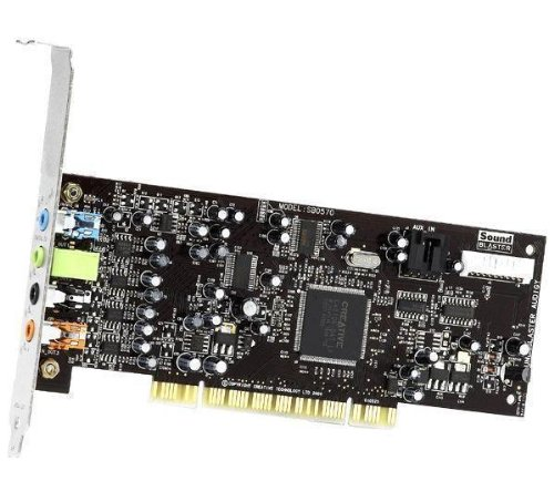 Creative-component - Sound Card - Sound Blaster Audigy Se 7.1 Pci Sound Card (oem Version)- Eax 3.0 Advanced Hd Technology 30sb057000000 ()