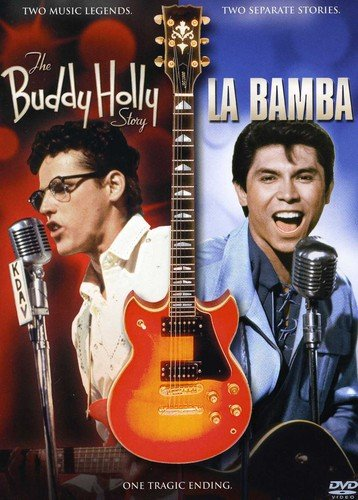 DVD : The Buddy Holly Story / La Bamba (2 Disc)
