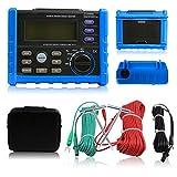 AimoTek AER01 Digital Ground Earth Resistance Voltage Tester Meter 0~4K ohm