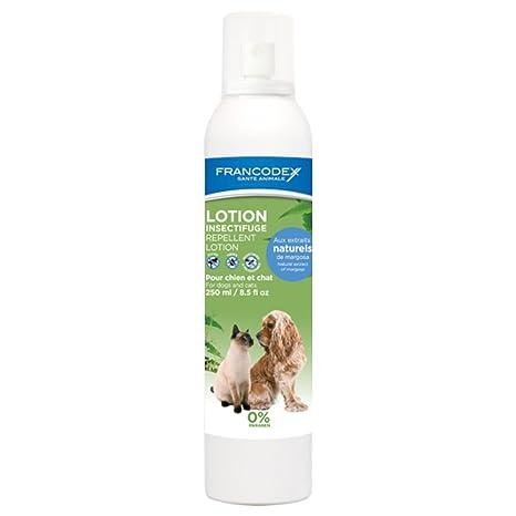 Francodex Locion Repelente para Perros y Gatos 250 ML