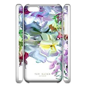 Design Cases iphone6 Plus 5.5 3D Cell Phone Case White Ted Baker Bbbeu Printed Cover