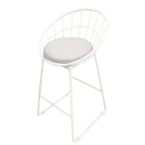 Awesome Amazon Com Counter Height Stools Chairs Modern Round Seat Cjindustries Chair Design For Home Cjindustriesco