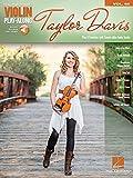 Violin Play-Along Volume 65: Taylor Davis (Book/Online Audio) (Hal Leonard Violin Play-along, Band 65)