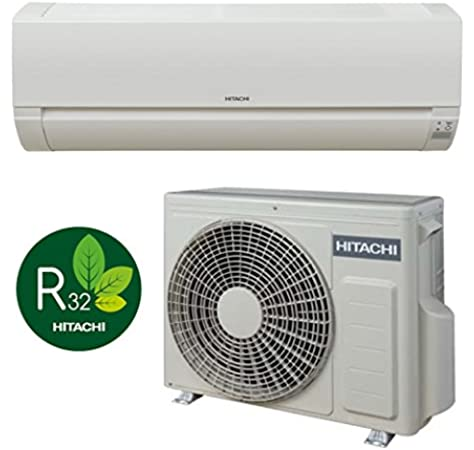 climatizador Hitachi 18000 BTU dodai Clase A + + rak-50ped rac ...