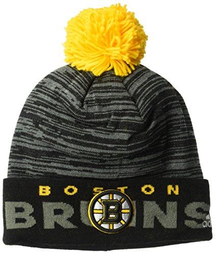 b85f5a695a7 Boston Bruins Cuffed Knit Hats