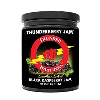 ThunderBerry Jam, Black Raspberry, 11 Ounce
