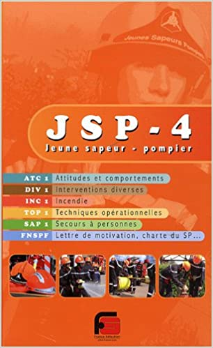 Amazon Fr Jeune Sapeur Pompier 4 France Sélection Livres