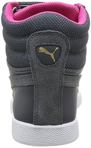 Puma Wns Ikaz - Zapatillas de Deporte de cuero mujer gris - Gris (Turbulence/Turbulence)
