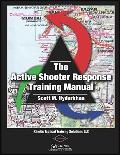 Book The Active Shooter Response Training Manual by Scott M. Hyderkhan (2013-07-15)