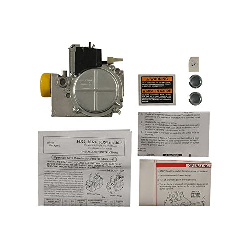 36J24-214 Exact Replacement Appliance New-Combination Gas Valve ()