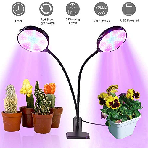 Round Led Grow Lights