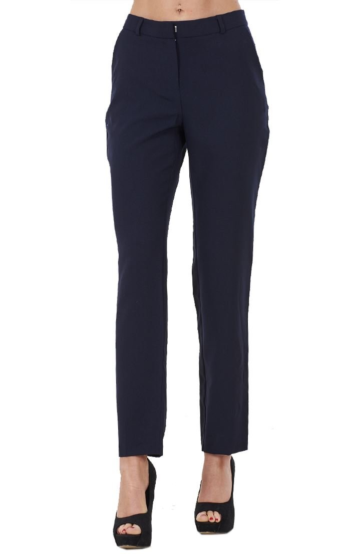 BHS Ladies Work Tapered Leg Office Formal Smart Womens Trousers