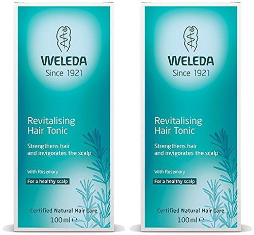 (2 Pack) - Weleda - Revitalising Hair Tonic | 100ml | 2 PACK BUNDLE WELEDA (UK)