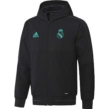 fab3a2b15bde0 adidas PRE JKT Chaqueta Real Madrid CF Temporada 2017 2018