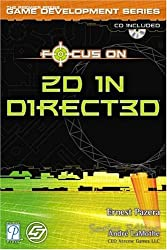 Focus on 2D in Direct 3D (Premier Press Game Development)