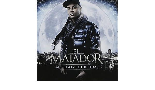 album el matador au clair du bitume