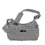 Ju-Ju-Be Hobobe Diaper Bag, Black Magic