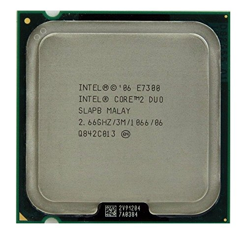 Intel Core Duo E7300 Processor