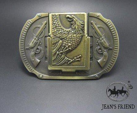 belt buckles men western cowboys cool vintage harley eagle guns gold silver