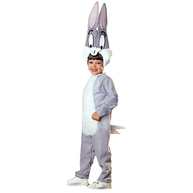 0bf4af586356 Amazon.com  Bugs Bunny Cartoon Character Kids Costume  Toys   Games