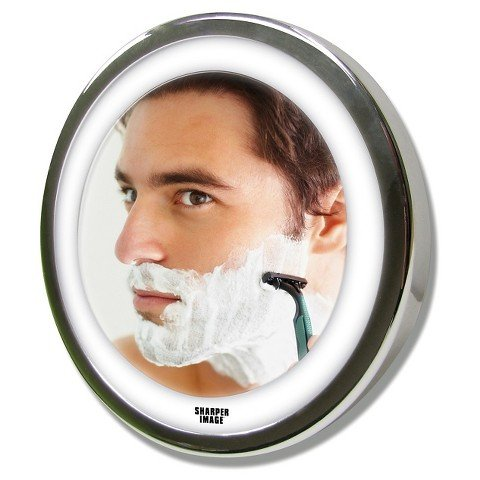 sharper-image-shower-mirror-anti-fog-mirror-and-led-light-suction-cup-attachment-waterproof-chrome-f