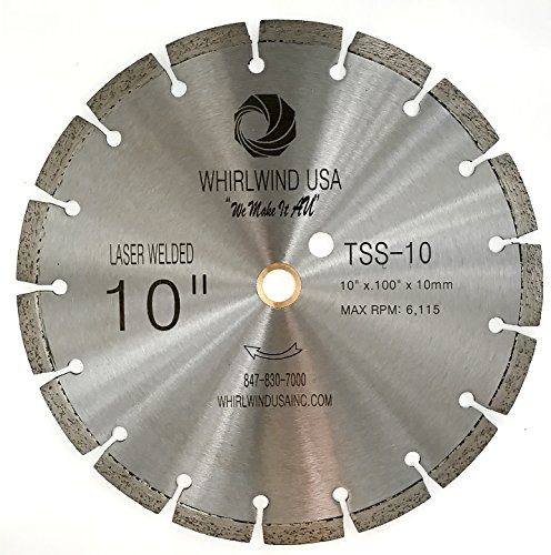 inch Laser Welded Dry or Wet General Purpose Standard Power Saw Segmented Diamond Blades (Factory Direct Sale) (10