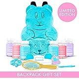Hair Vitamins Gummy Backpack Gift Set! Vegan