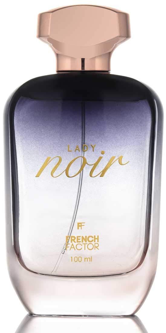 The French Factor Lady Noir Perfume For Women 100ml - Eau De Parfum, Long Lasting Premium Perfume
