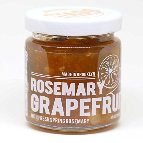 Grapefruit Spread - Stagg Rosemary Grapefruit Marmalade, 4 fl oz