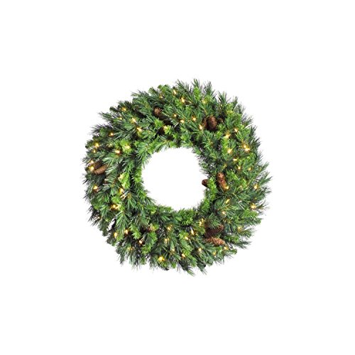 Christmas Wreath Led Lights - 7