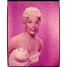 Sheree North Studio Glamour Photo Shoot 8X10 Transparency Striking Portrait Rare