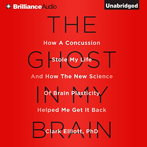 The Ghost in My Brain: How a Concussion Stole My Life and How the New Science of Brain Plasticity Helped Me Get It Back cover