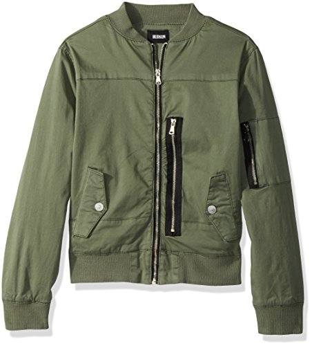 Hudson Boys' Big Know Utility Bomber, Militant, S