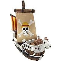 Alley.L La Venganza del Pirata: simula la tracción de la decoración del Acuario de un Barco Pirata y Las orugas de decoración de jardín./A