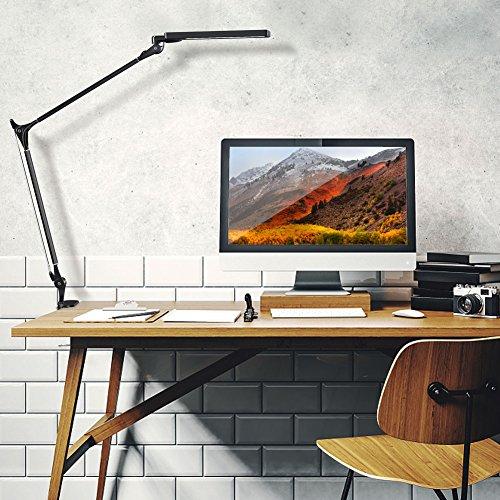 מוצר Byb E476 Metal Architect Led Desk Lamp Swing Arm
